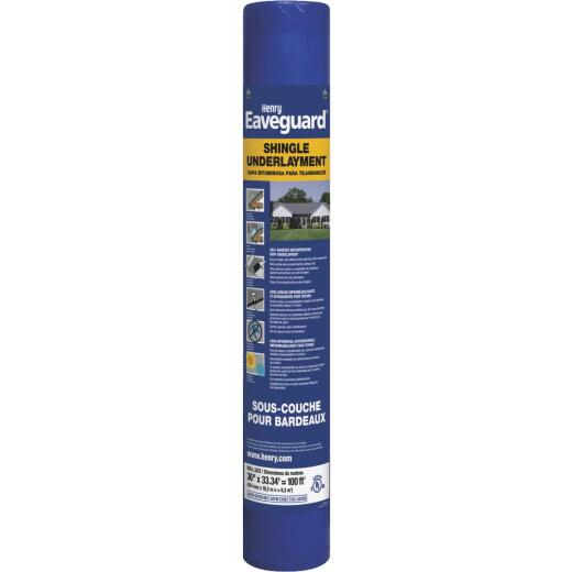 Henry Eaveguard 36 In. x 33.3 Ft. Shingle Underlayment