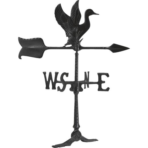 Whitehall Products 24 In. Aluminum Duck Weather Vane