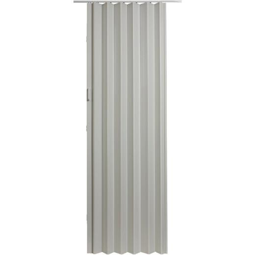 Spectrum Oakmont 48 In. W. x 96 In. H. White Accordion Folding Door