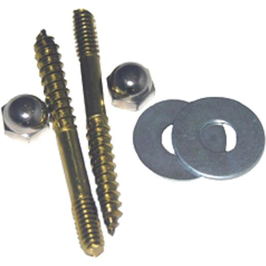 Lasco Toilet Screws Set