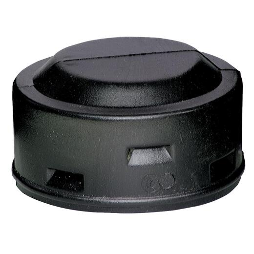 Advanced Basement 3 In. Plastic End Cap