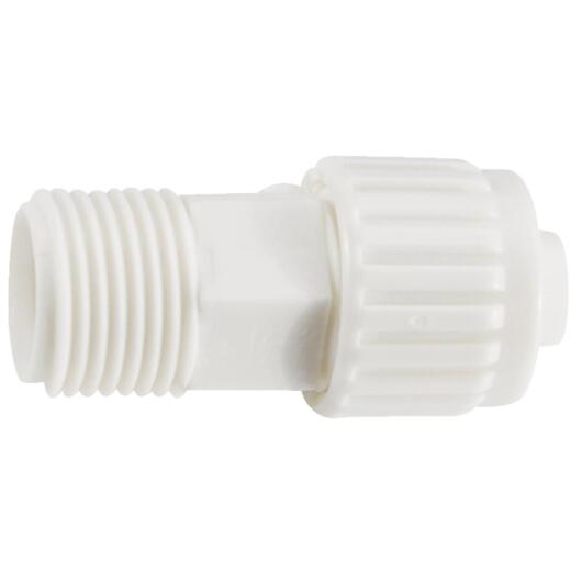 Flair-It 1/2 In. x 3/4 In. Poly Alloy Male Pipe Thread Adapter