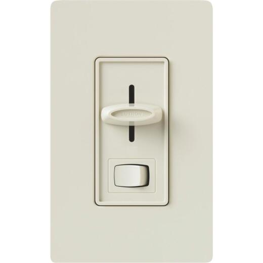 Lutron Skylark Incandescent Light Almond Preset Slide Dimmer Switch