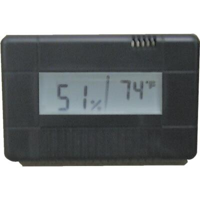 Essick Air Fahrenheit Digital -50 to 106 Degrees F Hygrometer & Thermometer