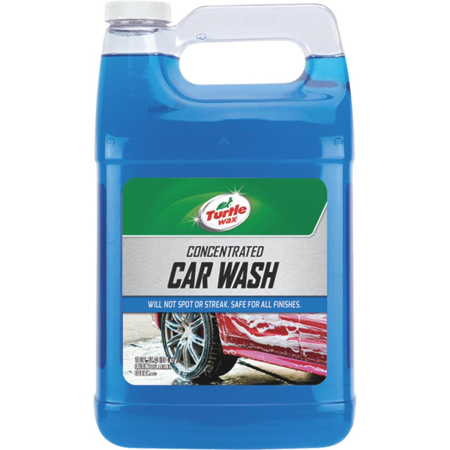 Turtle Wax 100 oz Liquid Concentrate Car Wash Image 1