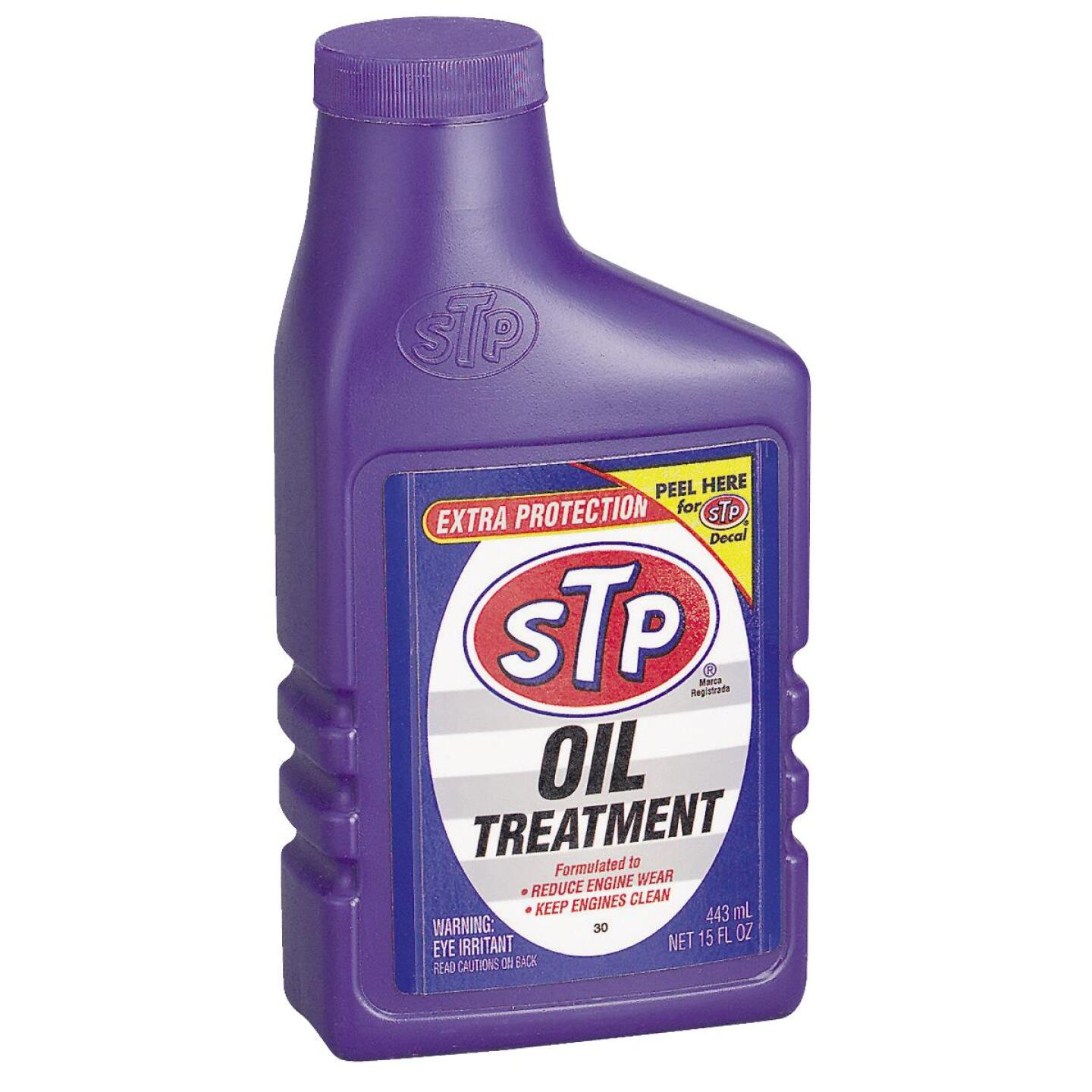 STP 15 Oz. Oil Treatment Image 1