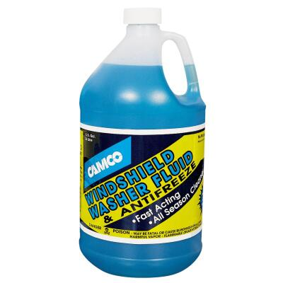 Camco Xtreme Blue +20 F with Antifreeze Gallon Windshield Washer Fluid