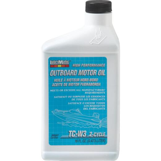 16OZ OUTBOARD MOTOR OIL