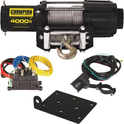 Champion 4000 Lb. ATV/UTV Winch Kit