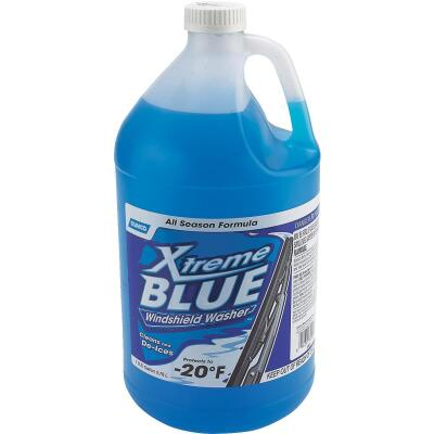 Camco Xtreme Blue -20 F with Antifreeze Gallon Windshield Washer Fluid