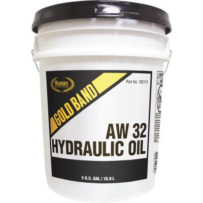Gold Band 5 Gal. 10W Hydraulic Oil