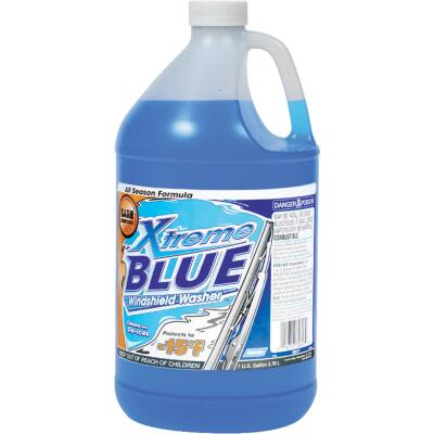 Camco Xtreme Blue -15 F with Antifreeze Gallon Windshield Washer Fluid
