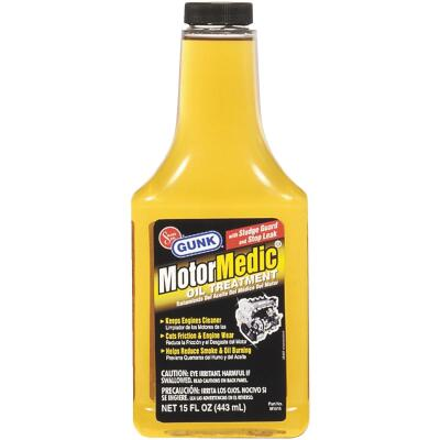 MotorMedic 15 Oz. Engine Treatment/Additive