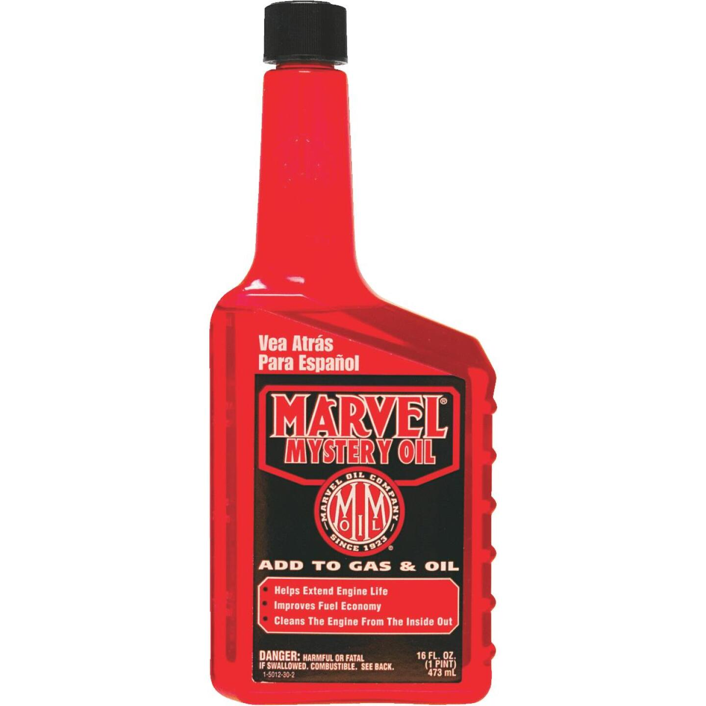 Marvel Pint Mystery Oil Gas Treatment Image 1