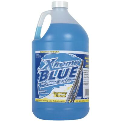 Camco Xtreme Blue +32 F Summer Blend Gallon Windshield Washer Fluid