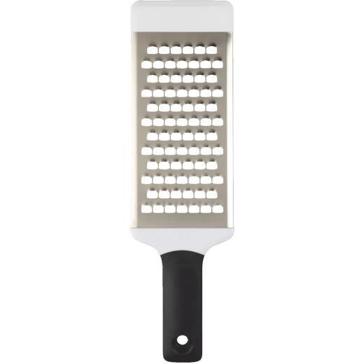OXO International 2-Sided Stainless Steel Good Grips Coarse Grater