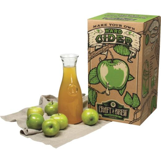 Craft A Brew Hard Cider Brewing Kit (10-Piece)