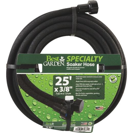 Best Garden 3/8 In. Dia. x 25 Ft. L. Soaker Hose