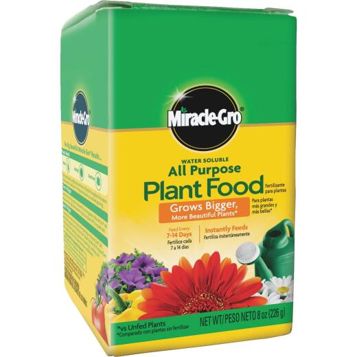 Miracle-Gro 8 Oz. 24-8-16 All Purpose Dry Plant Food