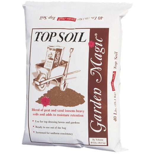 Garden Magic 40 Lb. All Purpose Top Soil