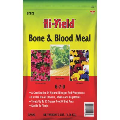 Hi-Yield 3 Lb. Bone & Blood Meal