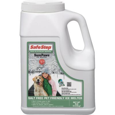 Safe Step Sure Paws 8 Lb. Ice Melt Pellets