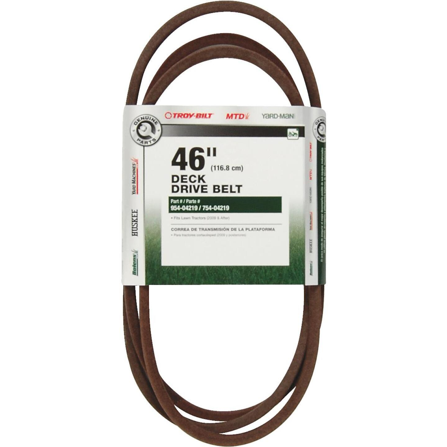 Arnold 46 In. Tractor Deck Belt Image 1