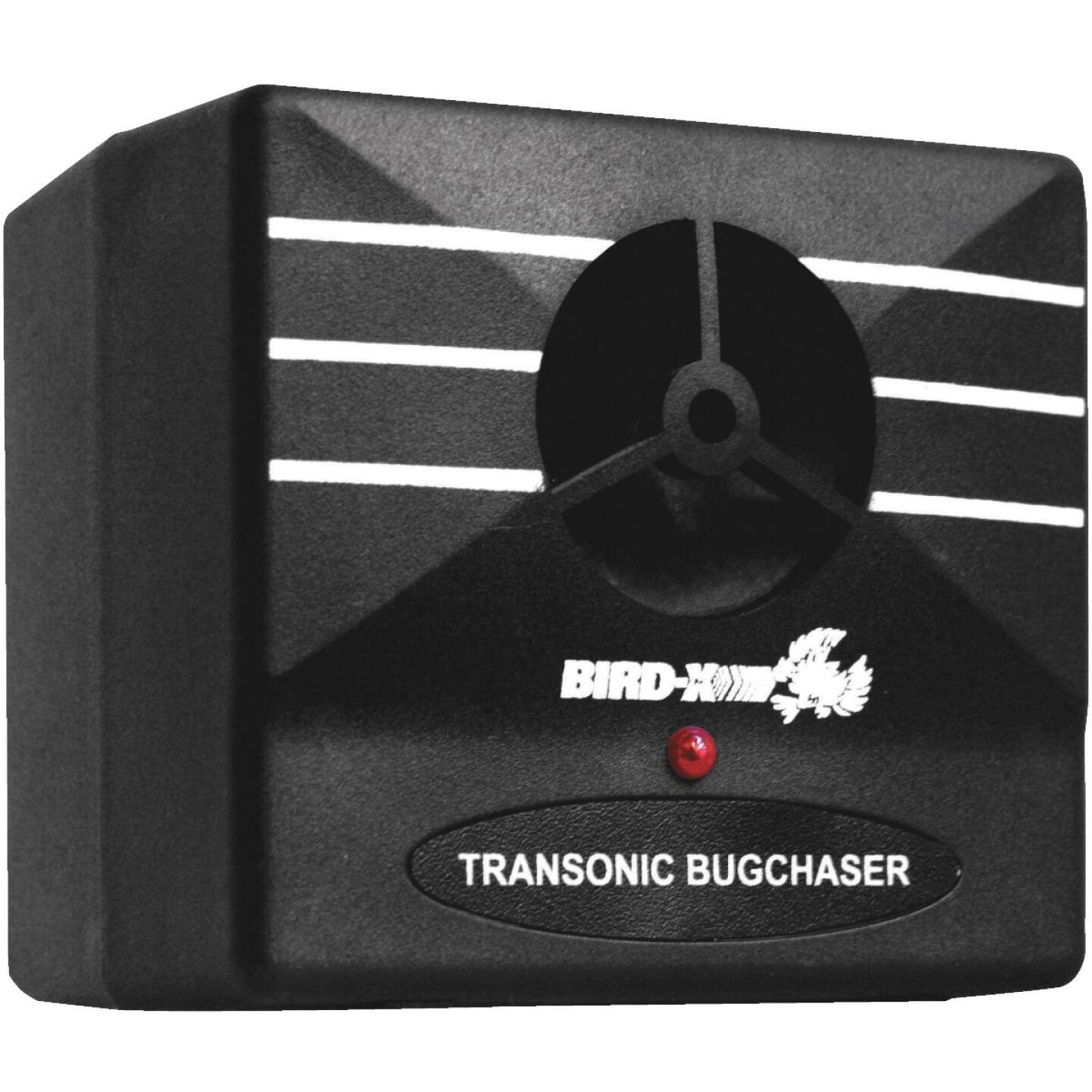 Bird X Transonic BugChaser Ultrasonic 1500 Sq. Ft. Coverage 110V Electronic Pest Repellent Image 2