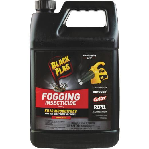 Black Flag 1 Gal. 2-Acre Coverage Outdoor Fogger Insecticide