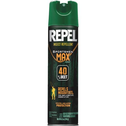 Repel Sportsmen Max 6.5 Oz. Insect Repellent Aerosol Spray