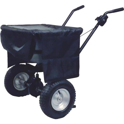 Precision 100 Lb. Capacity Broadcast Covered Salt Spreader