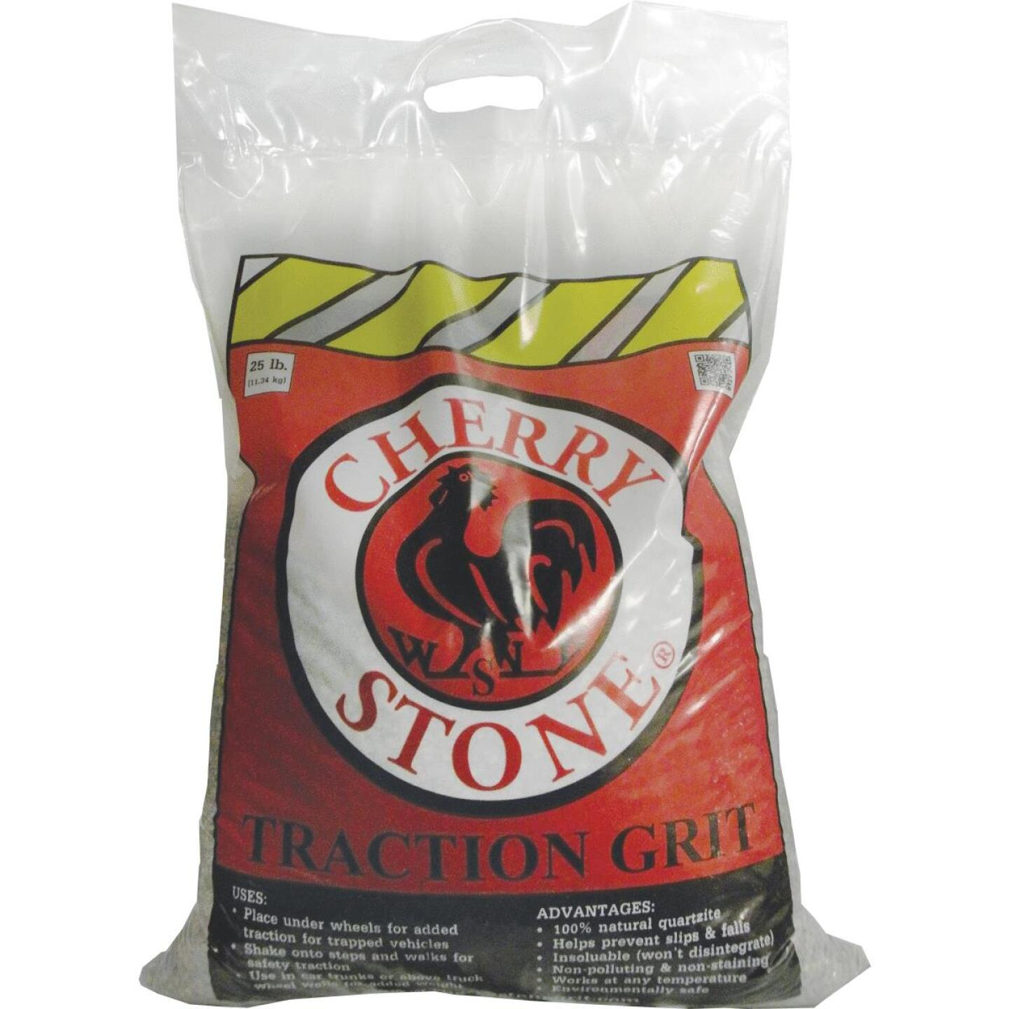 Cherry Stone 25 Lb. Ice Traction Grit Image 1