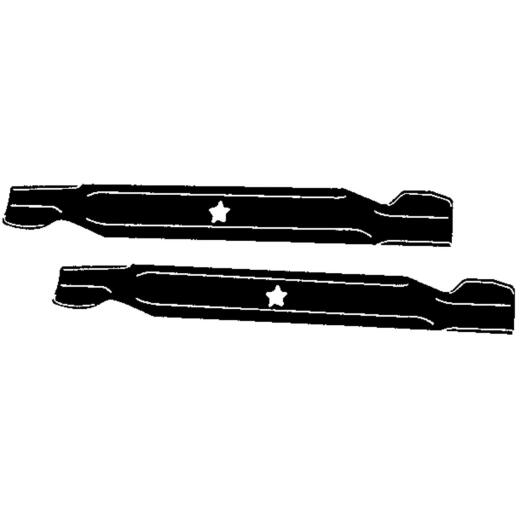 Arnold 21 In. Replacement Tractor Mower Blade Set