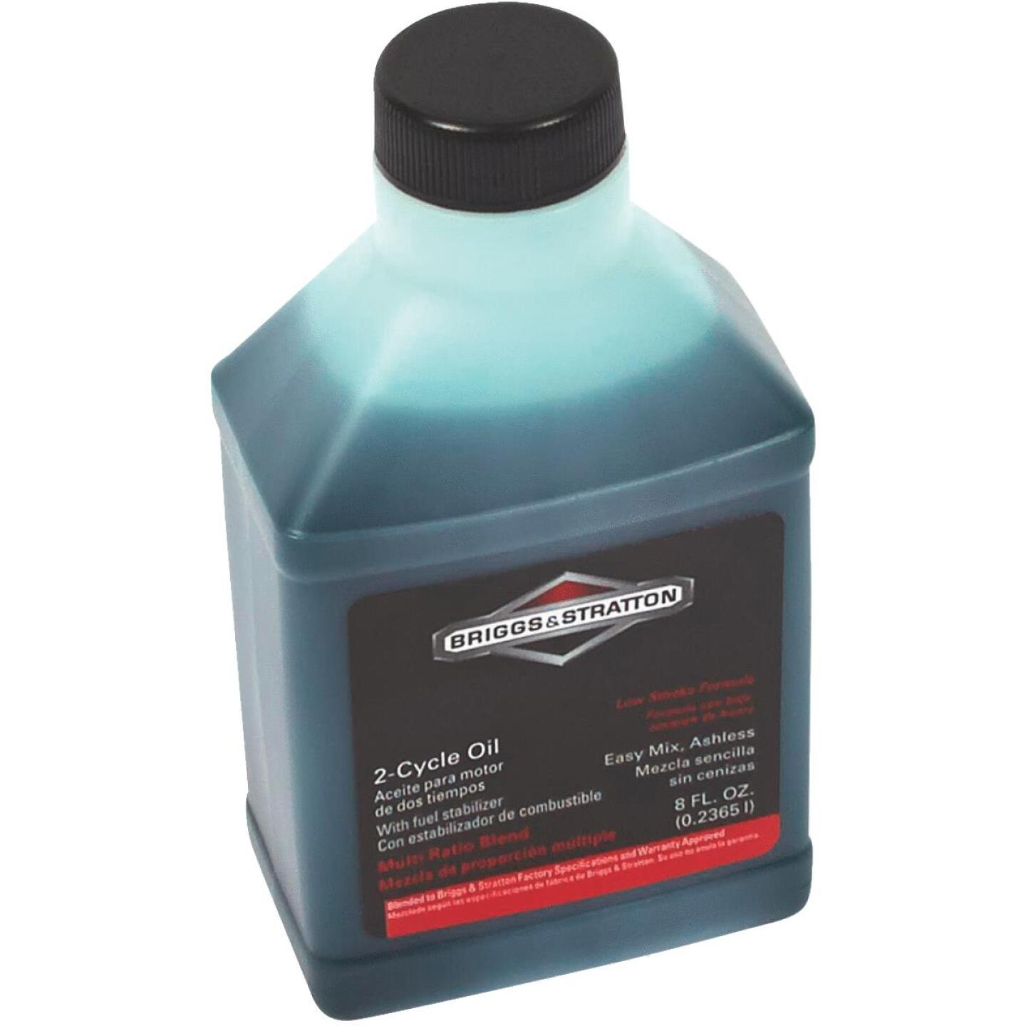 Briggs & Stratton 8 Oz. Ashless 2-Cycle Motor Oil Image 1