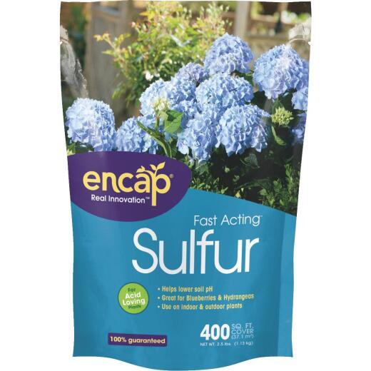 Encap 2.5 Lb. 1250 Sq. Ft. Coverage Fast Acting Sulfur