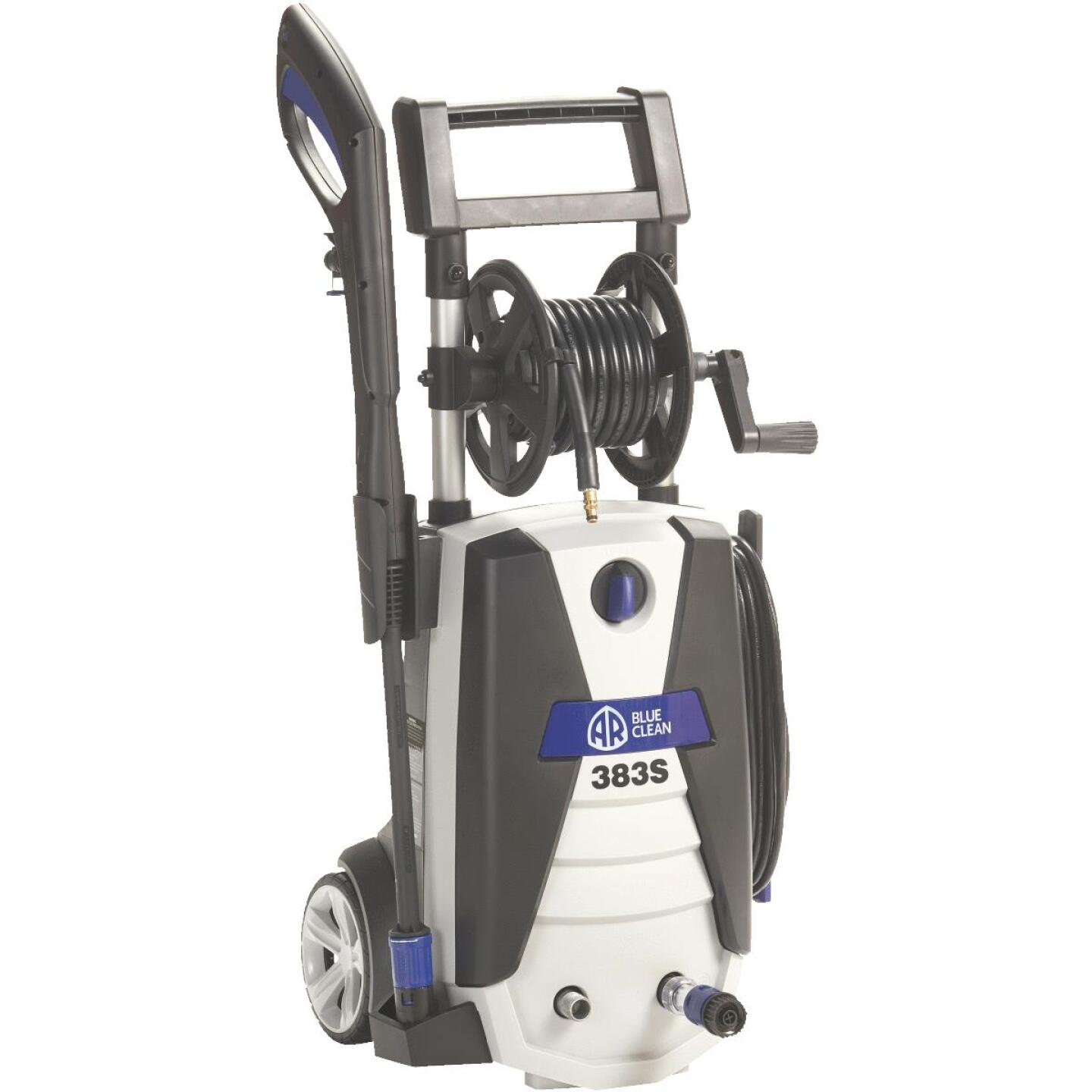 AR Blue Clean 1800 psi 1.3 GPM Cold Water Electric Pressure Washer Image 1
