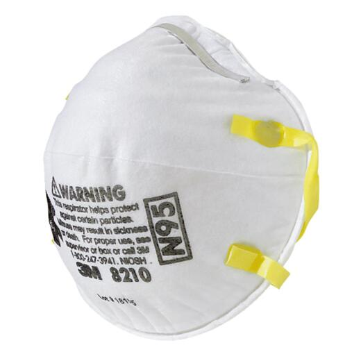 3M N95 Woodworking, Sanding and Fiberglass Respirator (2-Pack)