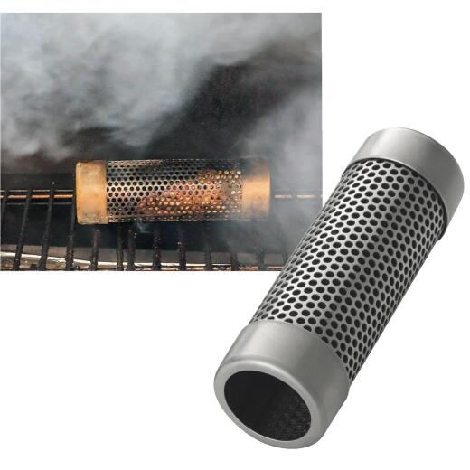 A-Maze-N 6 In. Stainless Steel Wood Pellet Grill Tube Smoker