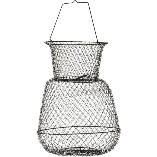 SouthBend 18 In. D. x 13 In. Dia. Wire Fish Basket